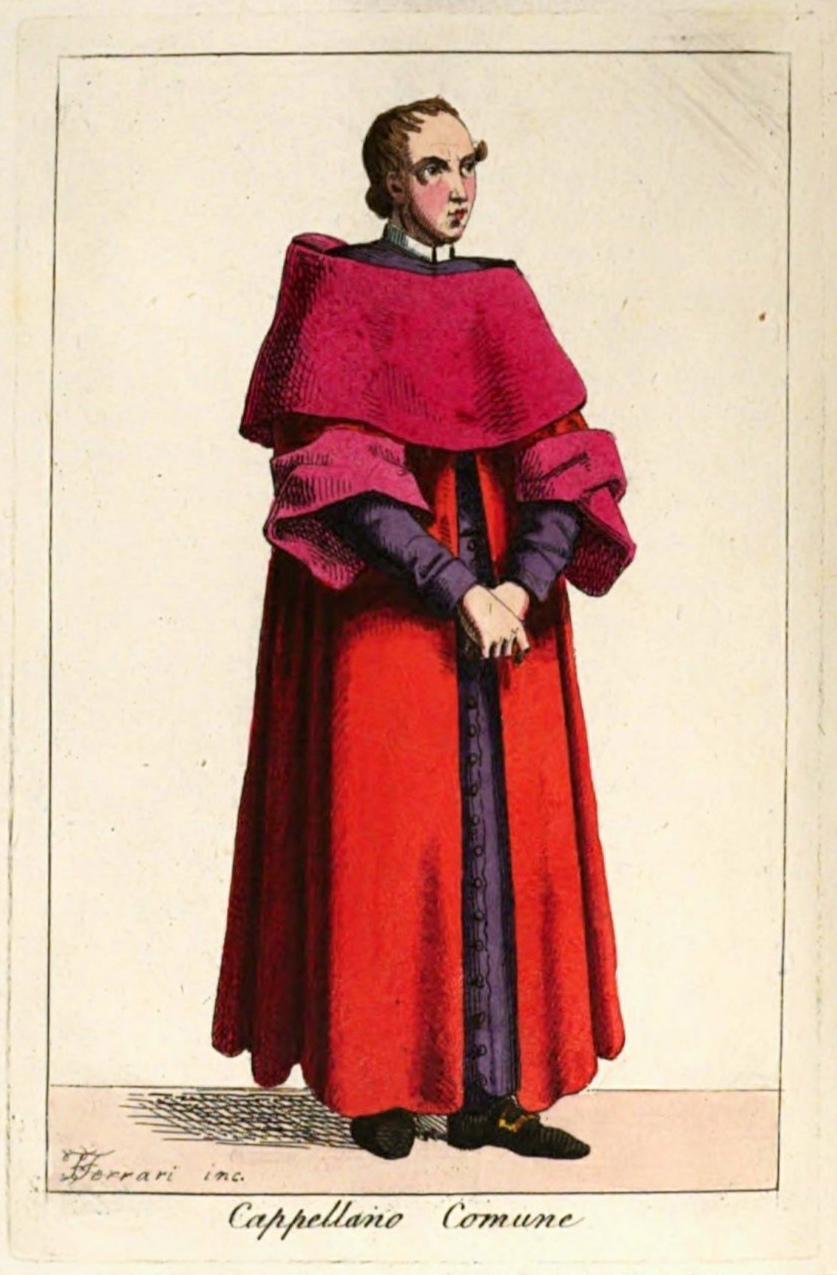 cappellano comune pontificio