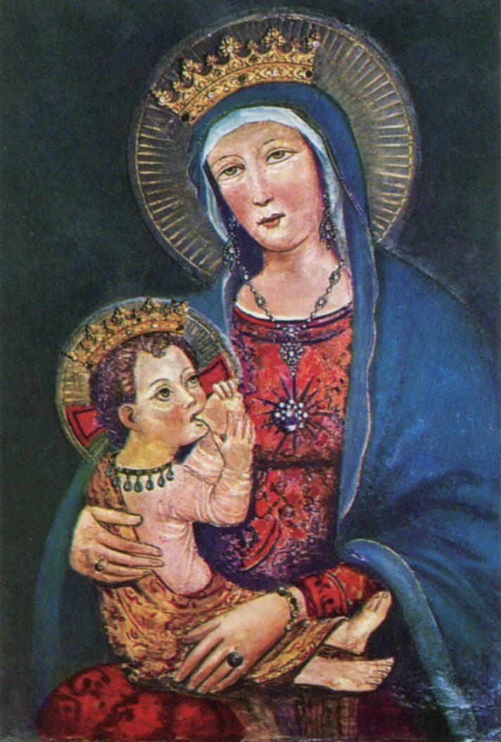 Una madre al di sopra di tutte le madri