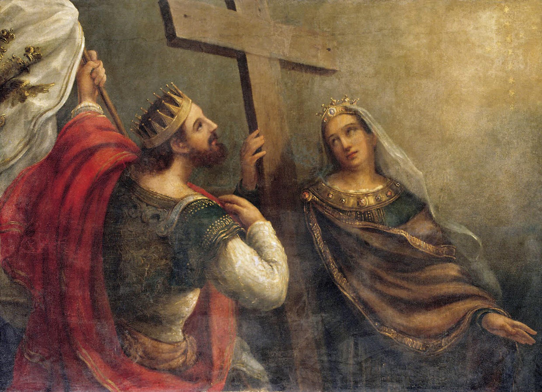 18 agosto, sant'Elena imperatrice (Vasily Sazonov)