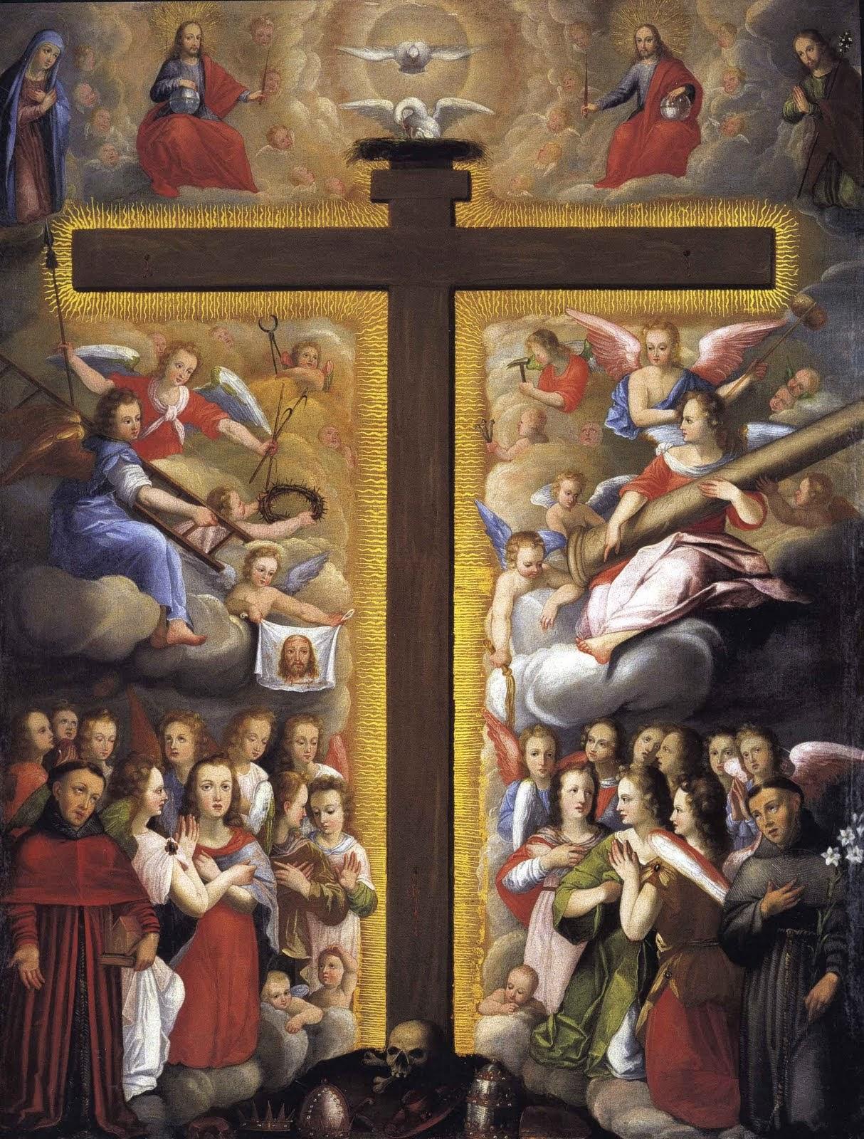 14 settembre, Esaltazione della Santa Croce (Lorenzo Pardo Lagos) (1)
